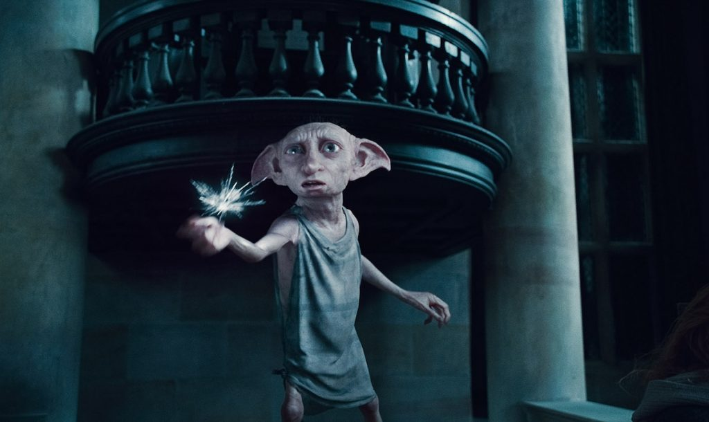 Harry Potter and the Deathly Hallows Part 1 Dobby