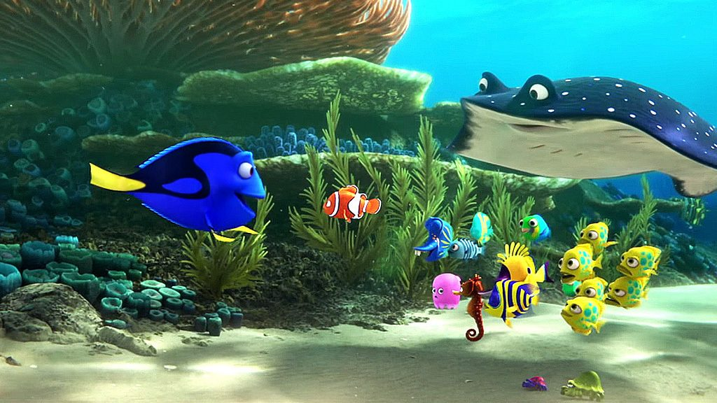 finding-dory-school-of-fish