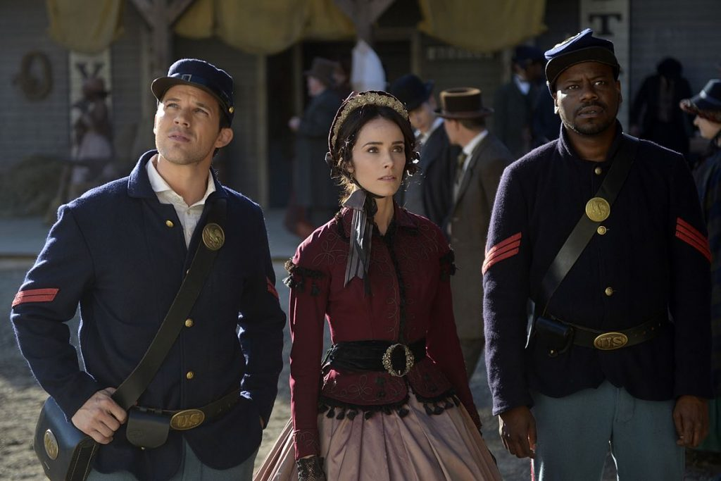 Timeless-Episode-2-The-Assassination-of-Abraham-Lincoln