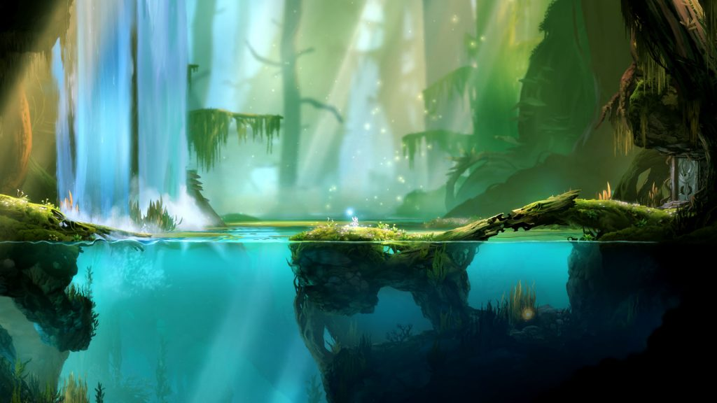 ori-and-the-blind-forest-lake